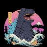 Godzilla fan 's profile image