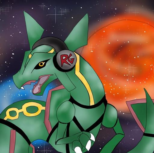 TheRayquazaGamer- Pokemon and More