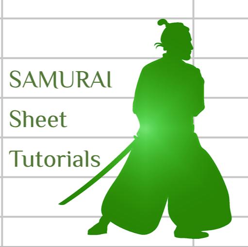 SAMURAI Spreadsheet Tutorials