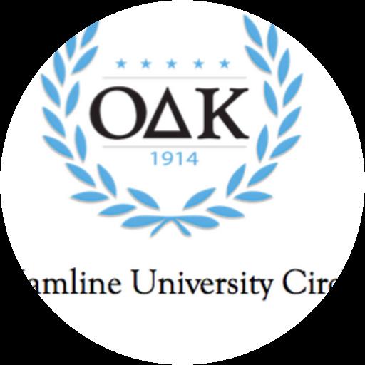 Hamline University Omicron Delta Kappa Society