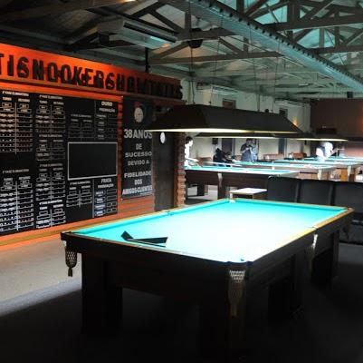 Tati Snooker Edmilson