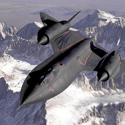 User image: Blackbird SR71