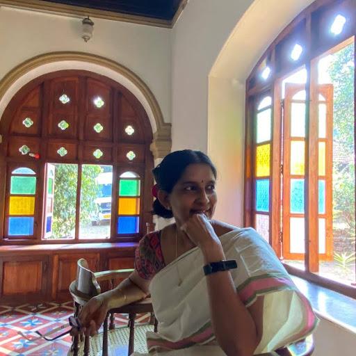 Parvathi Krishnan's avatar
