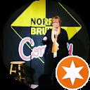 Humor på väg-Förfest hos Britt Britt Wimarsson