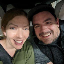 Collette and David Zeller
