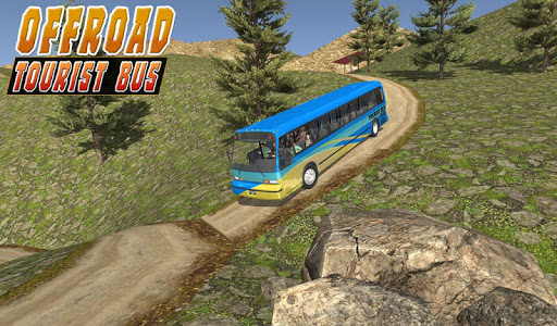 Uphill offroad bus driving sim 1.0.8 screenshots 24
