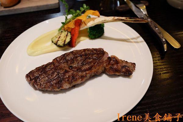 【JUST GRILL】晶華酒店館外牛排館~牛排+沙拉吧吃到飽~很划算喔!