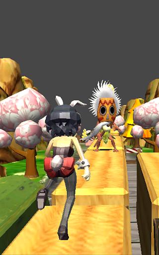 Télécharger Gratuit Teen Princess Dash - Subway Jungle Escape  APK MOD (Astuce) screenshots 3