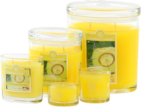 Colonial Candle - Old Fashioned Lemonade