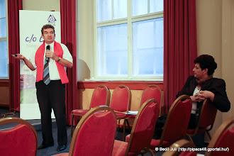 Photo: A sorára vár Dr. Jakus Anikó az NRSZH-ból