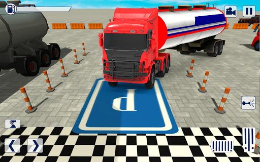 Advance Truck Parking 2019:New Parking Game 1.0.1 screenshots 2