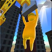 Flat Human FreeFall Mod