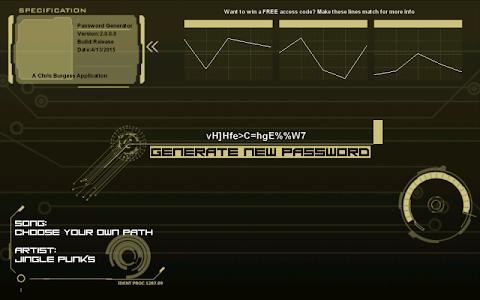 Password Generator v2.0.0