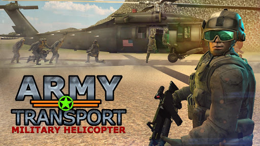 Real Army Helicopter Simulator Transport Games 2.0.4 screenshots 1