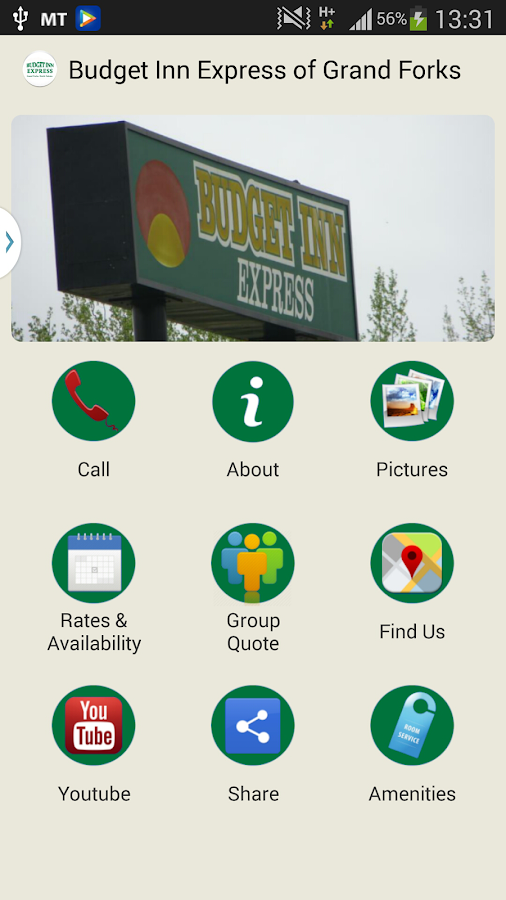 Budget Inn Express Grand Forks- screenshot