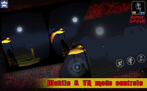 Horror Survival 3D VR