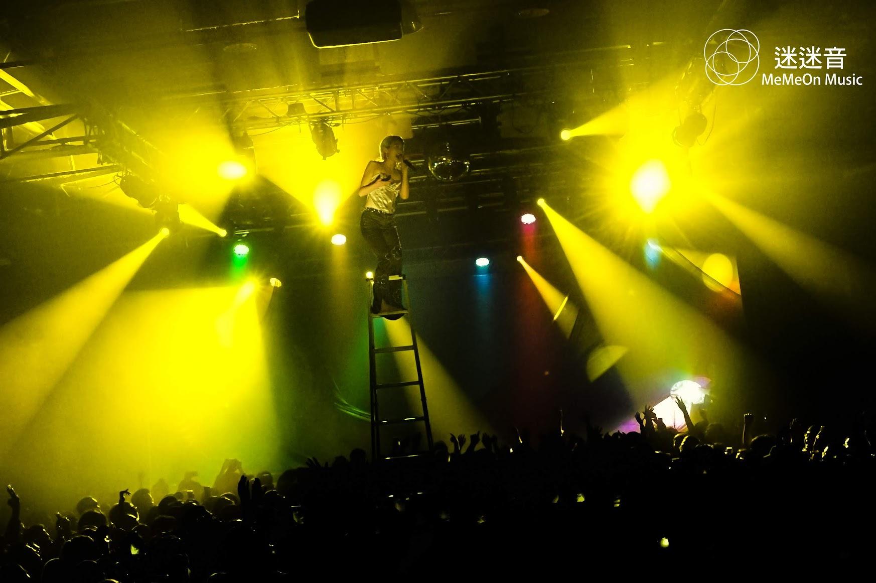 【迷迷現場】詳細報導 星期三的康帕內拉 水曜日のカンパネラ 玩新招爬高梯 「我覺得自己生長在台灣!」