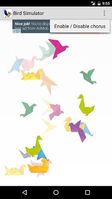 Bird Simulator - screenshot
