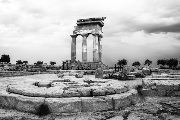 tempio dei dioscuri di Antonio Minuzzo