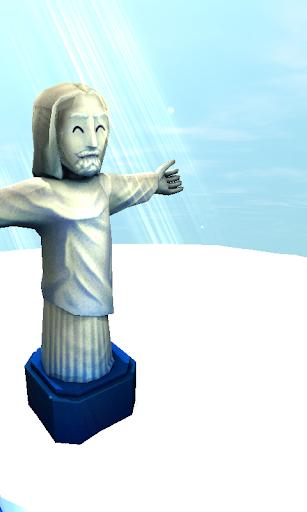 基督救世主雕像3D動態壁紙