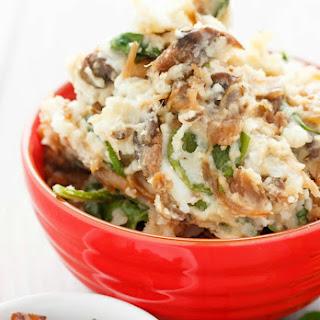 Caramelized Onion Balsamic Mashed Potatoes Recipes