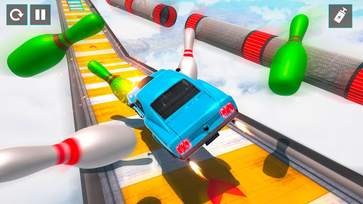 Muscle Car Stunts 2020: Mega Ramp Stunt Car Games 1.2.1 screenshots 3