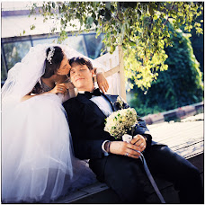 Wedding photographer Mikhail Leschenko (redhuru). Photo of 23.10.2013