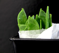 Photo: 35.Snow Peas Blog-Food with a View  My name: Claudia Hirschberger My blog's name: Food with a View - Berlin Food & Photography Blog URL: http://foodviewberlin.com URL of the post with the photograph: http://foodviewberlin.com/2013/04/29/soba-primavera-edamame/ Camera: Canon EOS 7D Lens: Canon EF-S 18-135mm lens Image properties: f/9, 1/30 sec., 320 ISO, 79mm