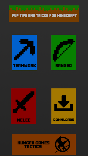 PvP Combat Guide For Minecraft  screenshots 1