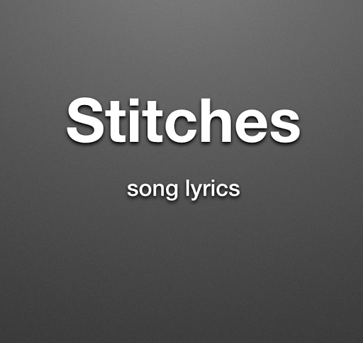 Stitches Lyrics