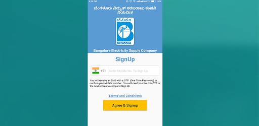 BESCOM Mithra (ಬೆಸ್ಕಾಂ ಮಿತ್ರ) - Apps on Google Play