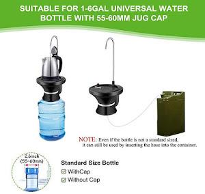 Pompa electrica dozare apa, suport pentru pahar, ZSW-C06