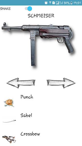 Generator shots weapons sound  screenshots 6