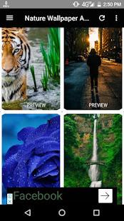 App Natural Wallpaper APK for Windows Phone