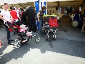 Photo: Auch die Jüngsten sind dabei