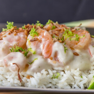 Creamy Coconut Shrimp Recipes