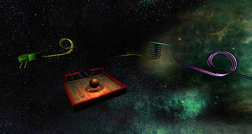 Nova Ball 3D - Balance Rolling Ball Free apkpoly screenshots 5