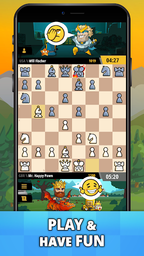 Chess Universe - learn and play 1.3.4 screenshots 1