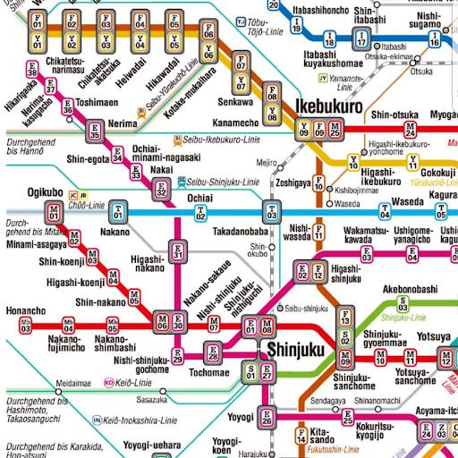 Download Tokyo Japan Metro Subway And Osaka Metro Map 2017 Google