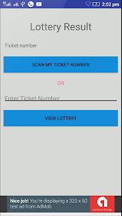 Lottery Result - náhled