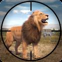 animaux de la jungle de chasse icon