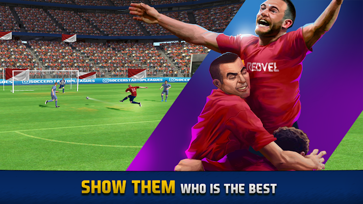 Soccer Star 2020 Top Leagues Screenshot Image
