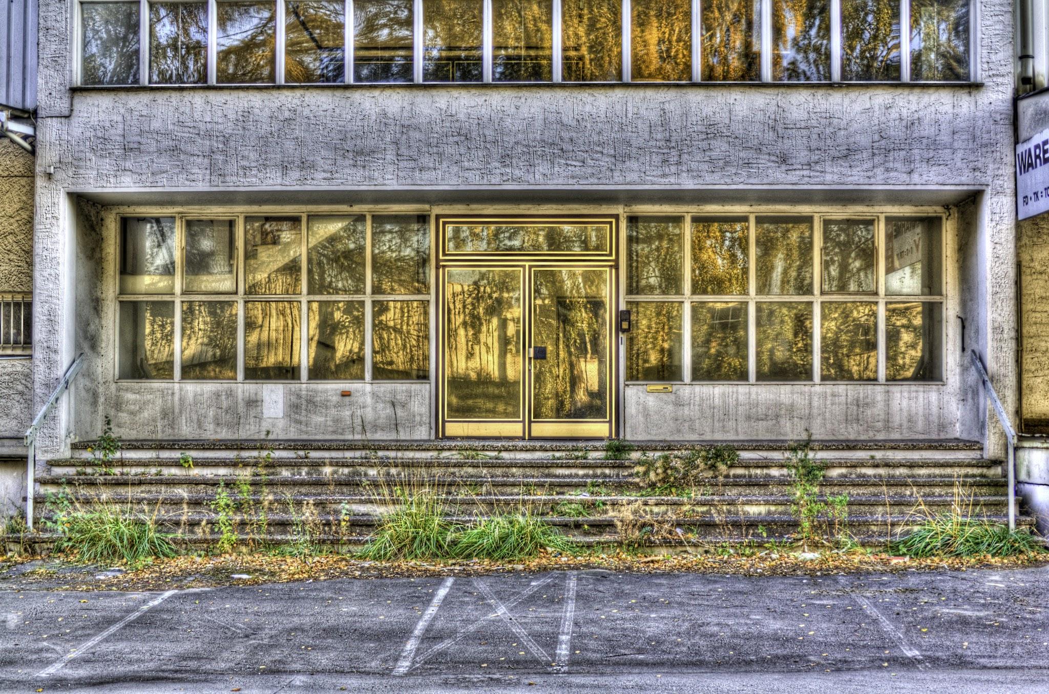 Photo: Alte Firma