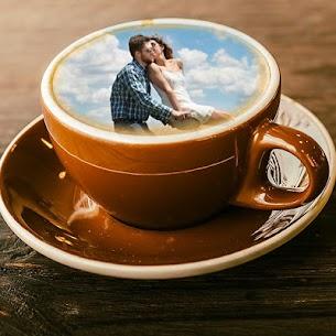 Coffee Cup Photo Frames Editor 2