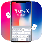 Phone X Emoji Keyboard icon