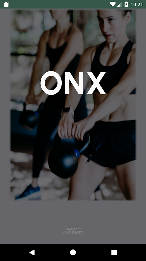 ONX- screenshot