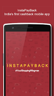 InstaPayBack Cashback & Coupon- screenshot thumbnail