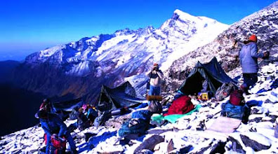 Photo: A mountaineering-cum-photography camp organised by Himalayan Village