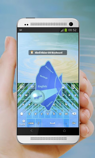 殼牌服務 GO Keyboard Theme 個人化 App-愛順發玩APP
