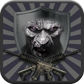 Zombie War Shooter Defence